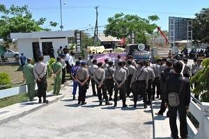 Demo SAMOTA di DPRD