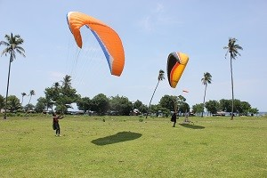 Olah Raga Paralayang
