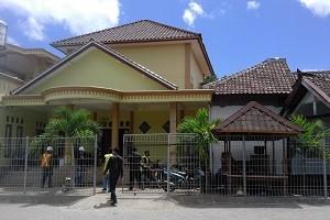 Rumah H Abdul Gani di Sekongkang