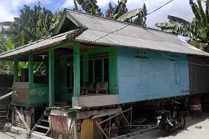 Rumah panggung H Gani