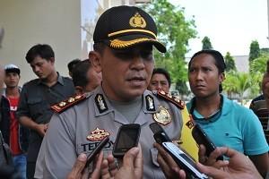 AKBP Teddy Suhendyawan Syarif