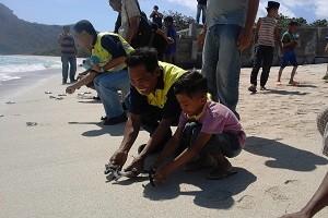 Membangun kesadaran anak-anak