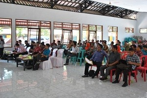 Pleno DPT Pilkada Sumbawa.