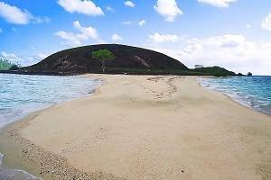 Meriam island