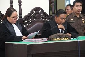 Jaksa Penuntut Umum kasus Fud Syaifuddin