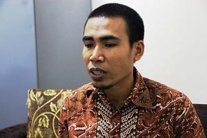 Syamsi - Anggota Panwas Kabupaten Sumbawa