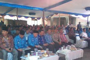 Pencanangan Kampung KB di Dusun Batu Nisung