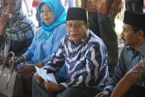 wabup Mahmud Abdullah