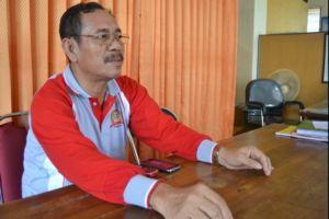 Ketua Tim penertiban pasar seketeng - Naziruddin