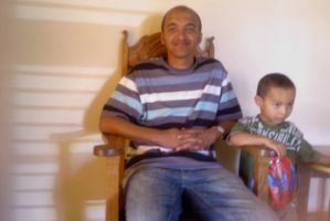 Ebrahiem Manuel (Salah seorang keturunan Dea Malela di Afrika Selatan)