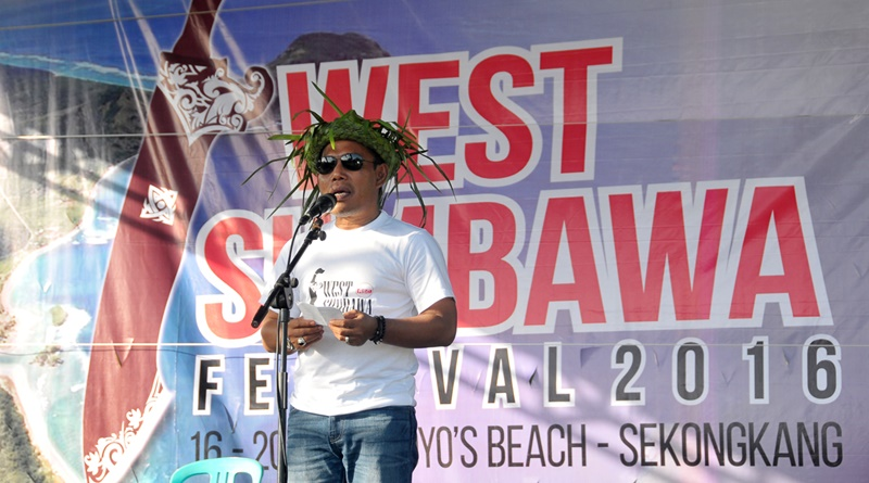 Bupati Sumbawa Barat - Musyafirin