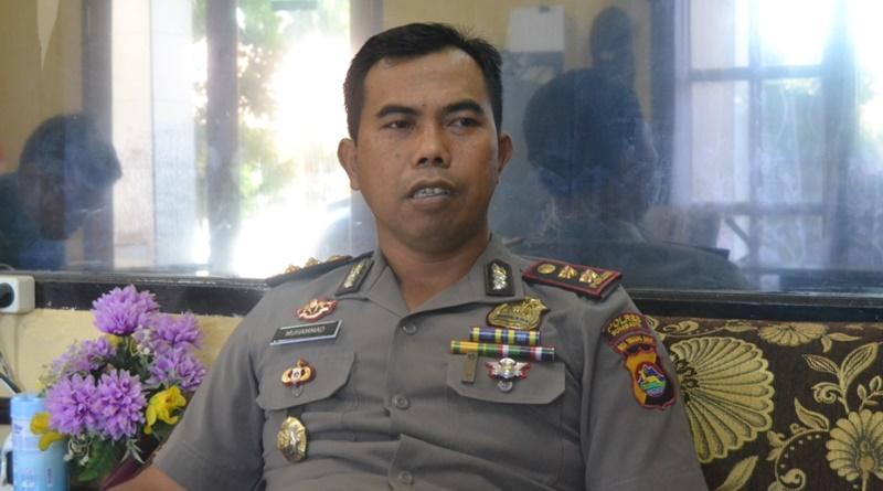 Kapolres Sumbawa AKBP Muhammad Suhanda SIK