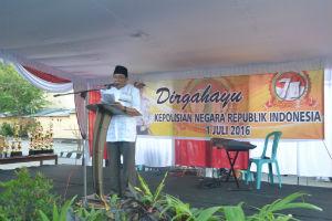 Wabup Sumbawa Mahmud Abdullah