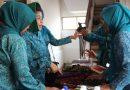 Stan PKK Sumbawa di Mataram Dipadati Pengunjung