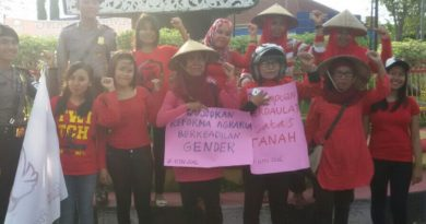 Solidaritas Perempuan Sumbawa Dorong Pemda Lahirkan PERDA Pengalifungsian Lahan