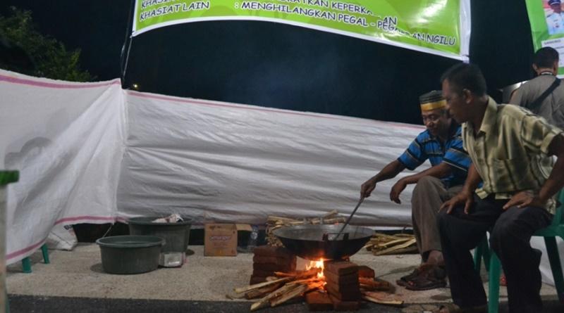 H Safar, sandro Minyak Sumbawa dari Kecamatan Buer