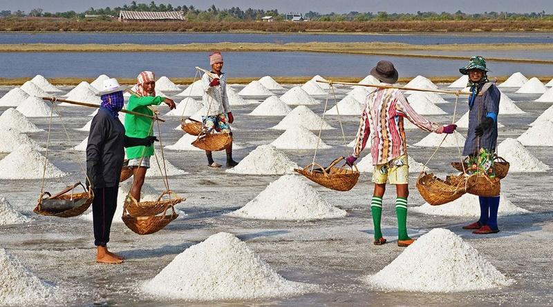 Produk Garam Sumbawa Capai 4 Ribu Ton di Tahun 2018