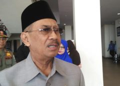 Bupati Sikapi Bencana Kekeringan di Sumbawa