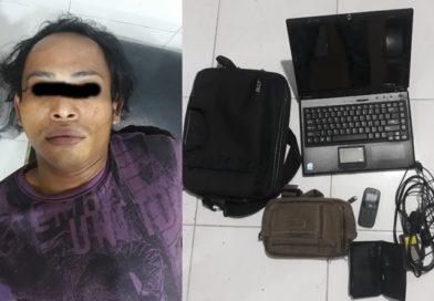 Residivis Kasus Pencurian Dibekuk Polisi