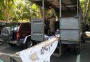 Satpol-PP Backup Bawaslu Tertibkan Alat Peraga Kampanye