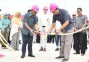 Gubernur NTB Resmikan Pabrik Concrete Mixer di Sumbawa
