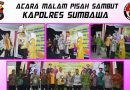 AKBP Tunggul Sinatrio Dilantik sebagai Kapolres Sumbawa