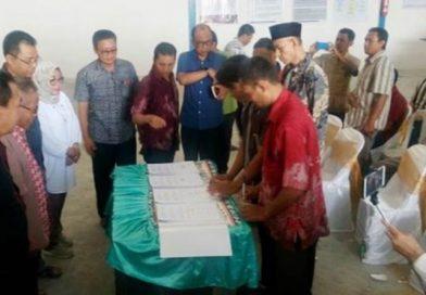 Gubernur dan Bupati Saksikan MoU SRG dengan Kelompok Tani