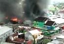 Seluruh Pedagang Pasar Seketeng Dipastikan Tertampung di Taman Kerato