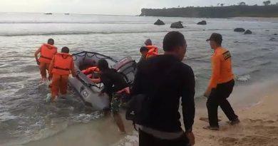 Tim SAR Perluas Pencarian Korban Hilang di Laut Lunyuk