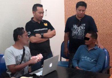 Polisi Ringkus Tiga Pengedar Sabu