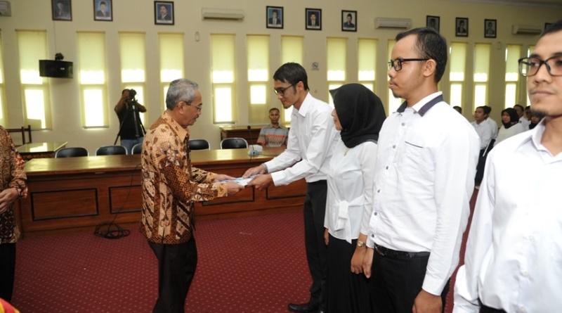 238 CPNS Terima SK Bupati Sumbawa