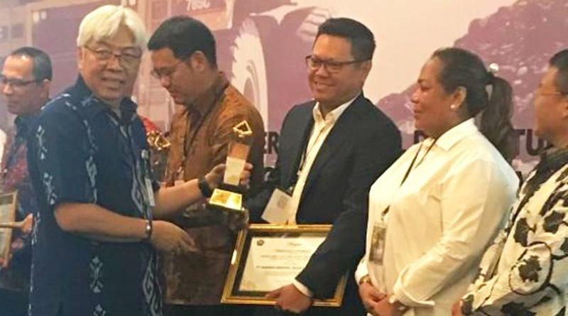 Sumbang PNBP Terbesar Kedua, Amman Mineral Raih Penghargaan Bidang Kepatuhan PNBP Mineral dan Batubara
