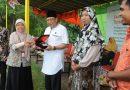 Wabup Sumbawa Launching Desa Berdaya Bersama Rumah Zakat
