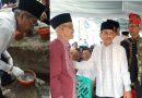 Bupati Letakkan Batu Pertama Pembangunan Rumah Yatim Piatu dan Dhuafa Putri An-Nisa
