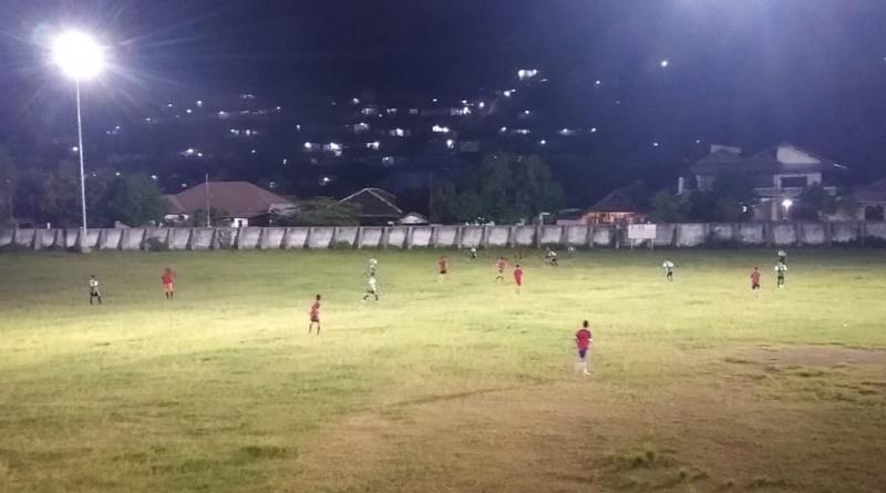 Keren, Stadion Peragas Dilengkapi Lampu