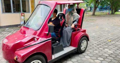 Anak NTB Ciptakan Mobil Listrik
