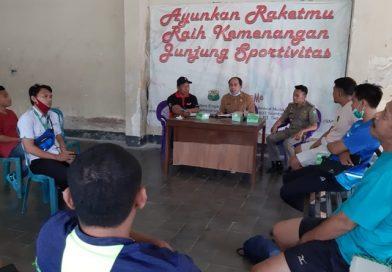 Jaring Atlet Bulutangkis, Rafiq : Tidak Boleh Ada Nepotisme