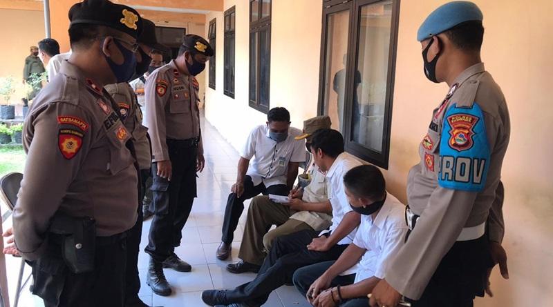 Operasi Yustisi Sasar Perkantoran, Dua Oknum ASN Ketahuan Tidak Pakai Masker