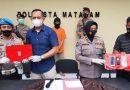 Pengedar Sekaligus Pemakai Sabu, Seorang Buruh Bangunan Dibekuk Polisi