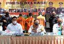 Dua Pekan, 15 Kasus Kriminal Berhasil Diungkap Polres Sumbawa