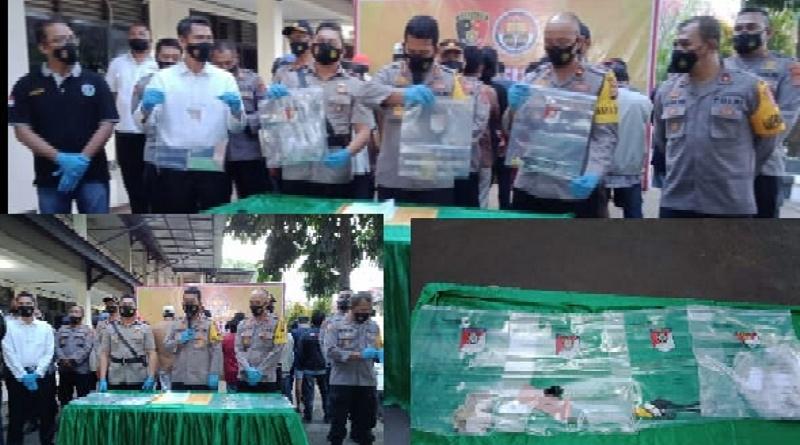 Diduga Preman, 23 Orang Diamankan Polres Lotim