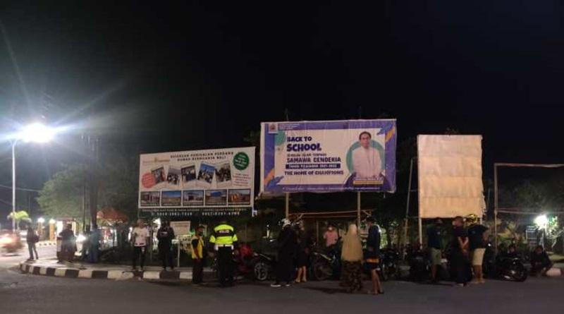 Patroli KRYD di Sumbawa, 14 Sepeda Motor Terjaring dan 2 Orang Diamankan