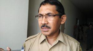 Kepala Disporabudpar Kabupaten Sumbawa - Ir H Junaidi