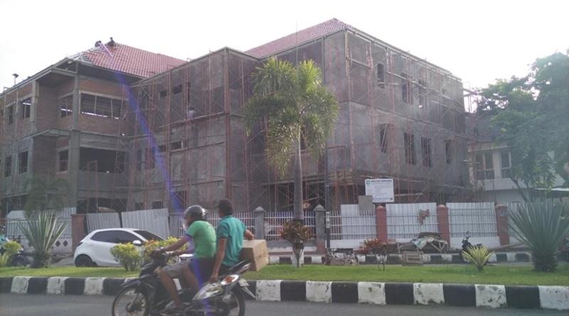 Proyek pembangunan RSUD Sumbawa