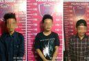 Pura-pura Menolong Ternyata Menodong, 3 Terduga Begal Dibekuk Polisi