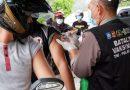 Polres Sumbawa Buka Layanan Vaksinasi Masyarakat secara Drive Thru