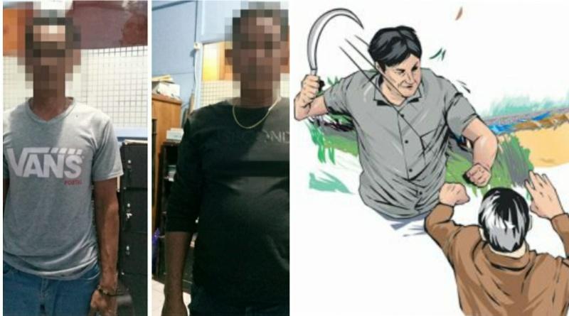 Hendak Saling Bacok di Malam Lebaran, Dua Pria Diamankan Polisi
